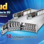 Microcloud สุดยอด Cloud Server คุ้มค่า 8 NODE ในพื้นที่ 3U